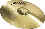 PAISTE 16 CRASH 101 BRASS