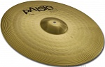 PAISTE 20 RIDE 101 BRASS