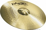 PAISTE 18 CRASH/RIDE 101 BRASS