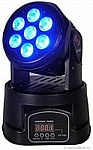 FLASH LED MOVE WASH RGB 70W